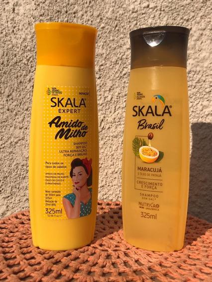 Shampoo Skala Brasil X 2