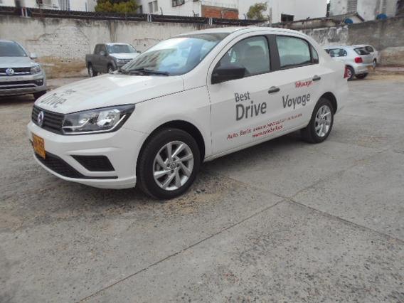 Volkswagen Voyage Comfortline 2019