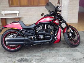 Harley Davidson Vrod Night 2013
