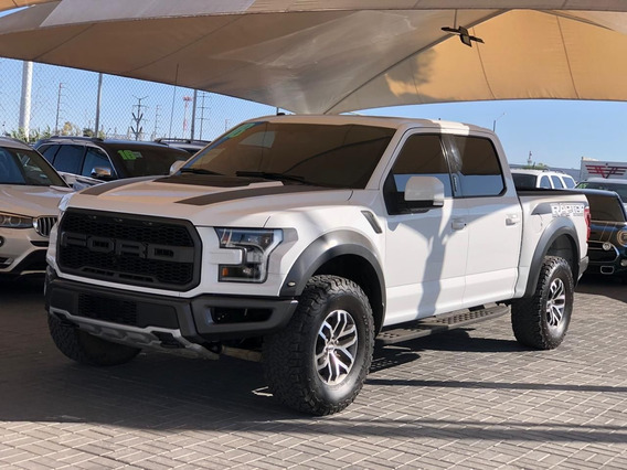 Ford Lobo Raptor Svt 2018 3.5 Raptor Svt Doble Cabina 4x4 At