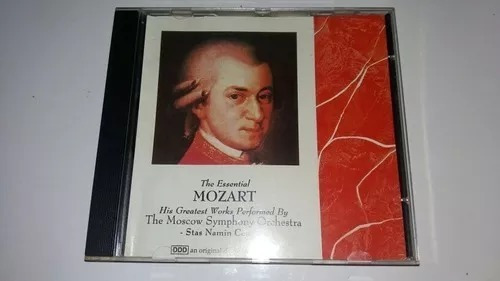 The Essential Mozart, A Priceless Legacy... - Cd