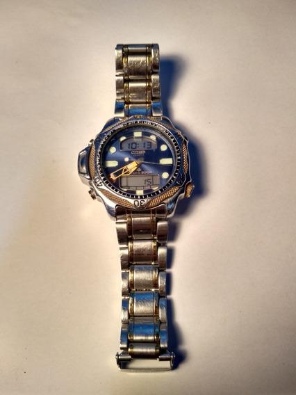 Relógio Aqualand Série Ouro