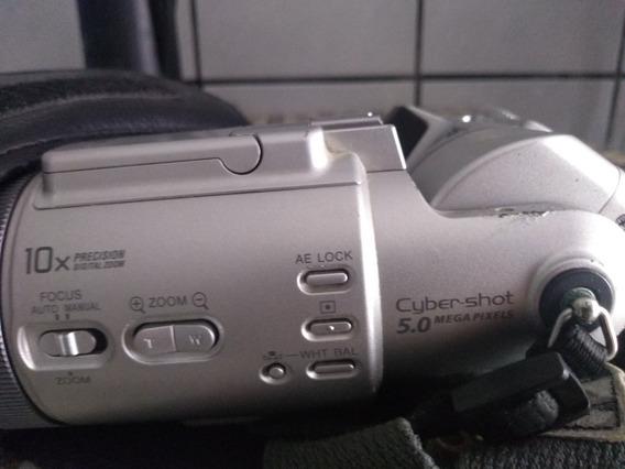 Câmera Digital Sony Dsc-f717