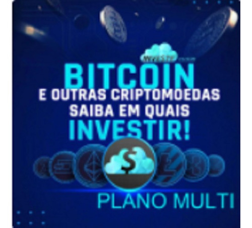 Imagem 1 de 1 de Robôs Investidores Da Investe.cloud (plano Multi)