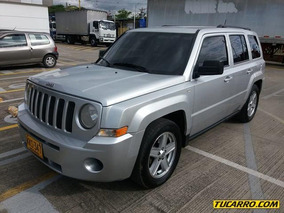 Jeep Patriot Limited At 2400cc 4x4 5p