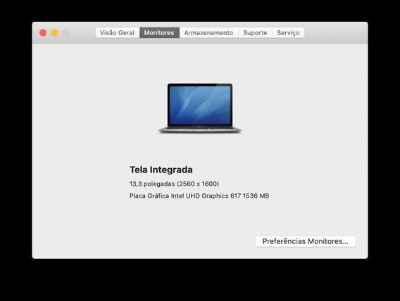 Notebook Apple Macbook Air 13 Seminovo Na Caixa