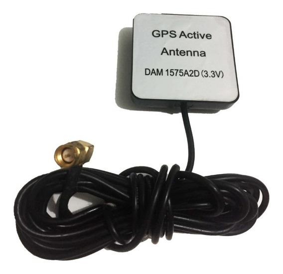 Antena Gps Central Multimidia Rastreador Dam 1575a2d (3.3v)