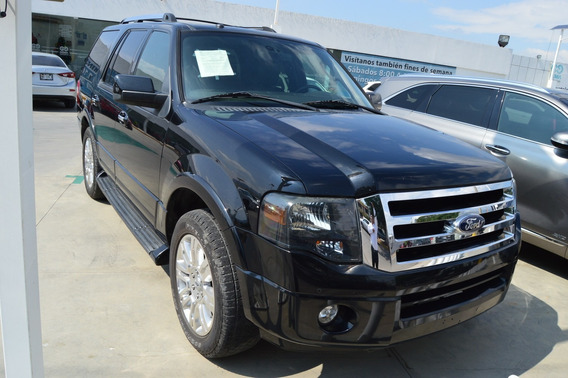 Ford Suv Expedition 4x2 Aut Negro 2013