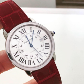 Cartier Ronde Solo Automatic Xl 42mm Completo