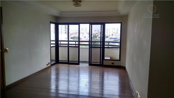 Apartamento Residencial À Venda, Bosque Da Saúde, São Paulo. - Ap0520