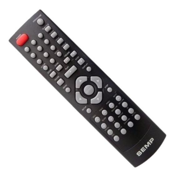 Remoto Dvd Semp Toshiba Dvd-3270 Sd 8071 Hd Sd8071 Sd8071hd