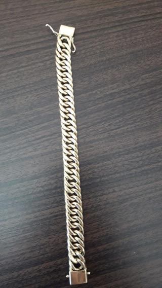 Pulseira Em Ouro 18kt Peso 35g