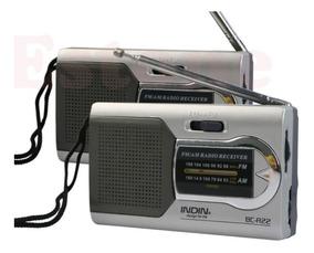 Rádio Am Fm De Pilha | Radinho De Pilha Volume Alto