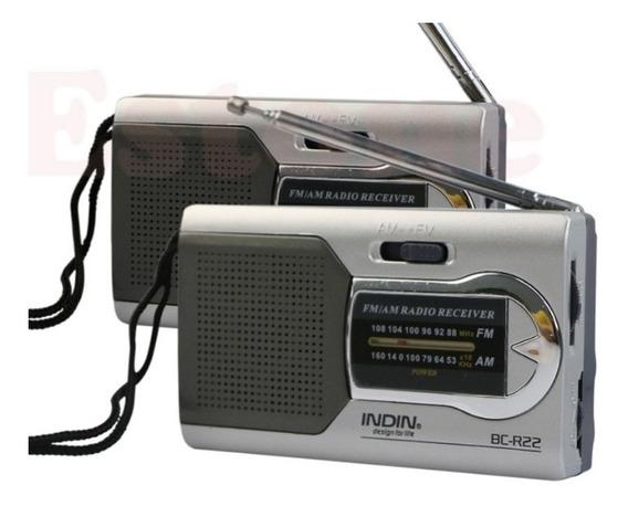 Rádio Am Fm De Pilha   Radinho De Pilha Volume Alto