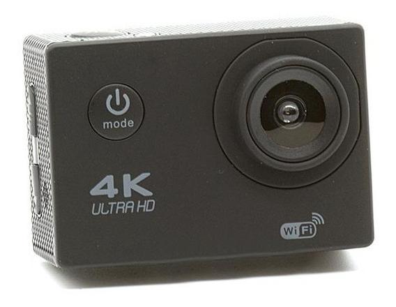 Camera Action Go Cam Pro Sport Ultra 4k Com Bastão