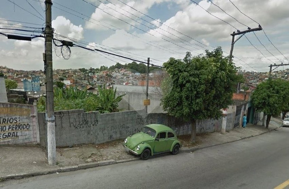 Terreno Residencial À Venda, Jardim Record, Taboão Da Serra. - 273-im328965