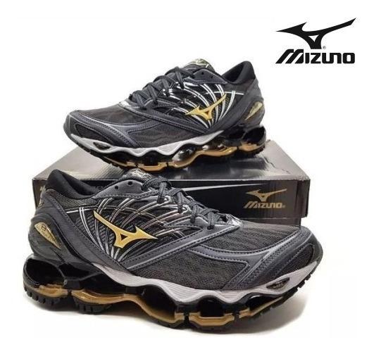 Tênis Mizuno Wave Prophecy 8 Caminhada E Corrida - Promoção