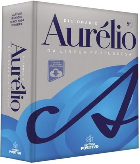 Dicionario Aurelio Da Lingua Portuguesa - Com Versao Eletron