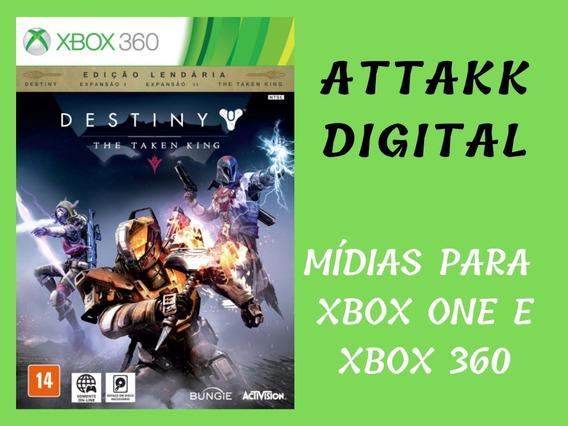 Xbox 360 Midia Digital - Destiny