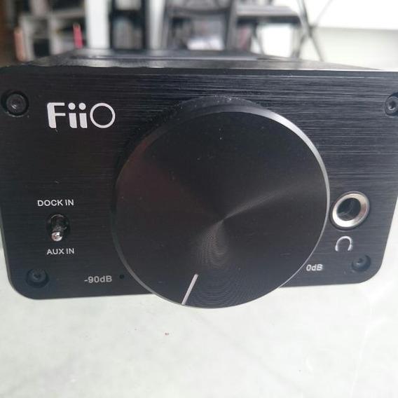 Amplificador De Fone De Ouvido Fiio E15k