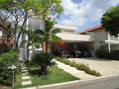Imagem 1 de 30 de Alphaville 6 - Casa Com 4 Dormitórios À Venda, 360 M² - Alphaville - Santana De Parnaíba/sp - Ca6318