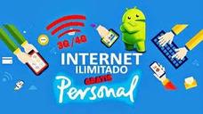 Internet Ilimitado X 2 Años. Personal