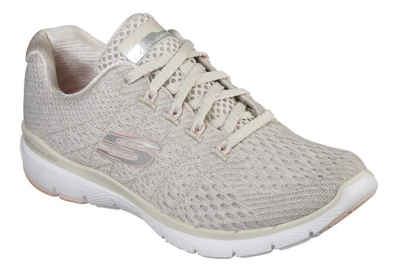Tênis Skechers Flex Appeal 3.0 Satellites Feminino