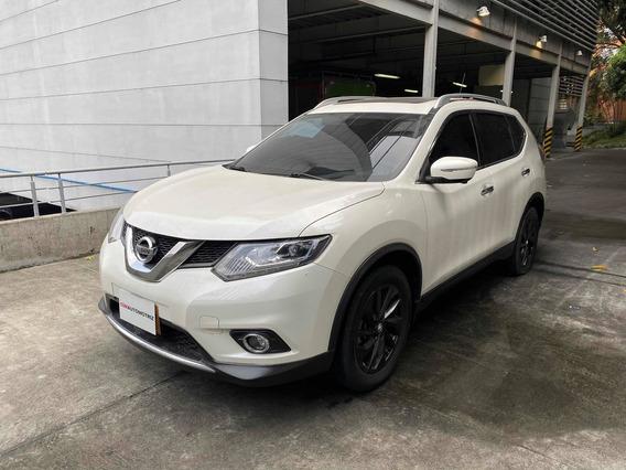 Nissan X-trail Exclussive 4x4
