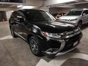 Mitsubishi Outlander 2.4 Limited Cvt 2017