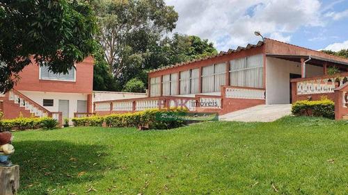 Imagem 1 de 13 de Chácara Com 2 Dormitórios À Venda, 2220 M² Por R$ 1.100.000,00 - Santa Herminia - São José Dos Campos/sp - Ch0636