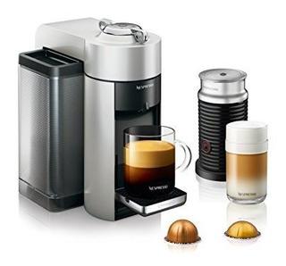 Nespresso Vertuo Evoluo Coffee Y Espresso Machine With Aeroc