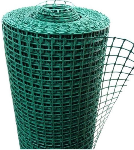 Cerramiento Tejido Malla Plastico Ancho 1,20 Balcon/cerco
