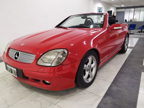 Mercedes-benz Clase Slk 3.2 Slk350 At Amg Edition 2001