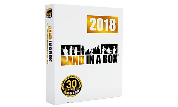 Band In A Box 2018 Realtracks 1 A 300 + Xtra Pak 5 Ver 520