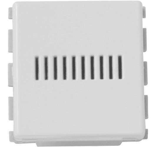 Campainha Cigarra Eletrônica Bivolt Branca Tramontina 6672