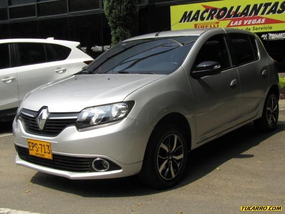 Renault Sandero Exclusive 1600 Cc At