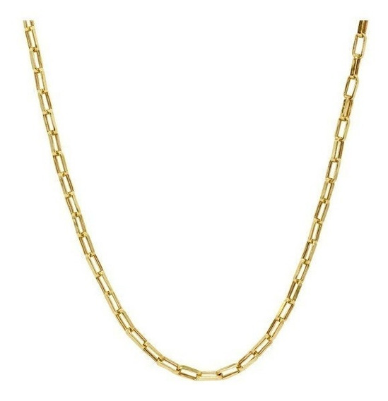 Cordão Masculino Cartier Oco Ouro 18k - Cod 18369