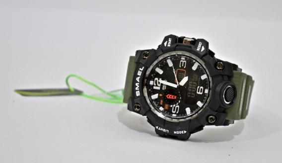 Relógio Smael Tático Militar Original - Promoção - Envio Imediato