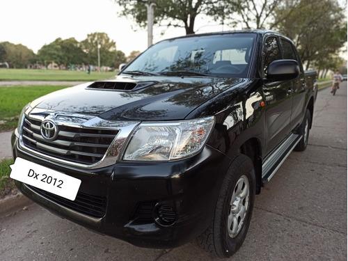 Toyota Hilux 2.5 Dc Dx Pack I 120cv 4x2 2012