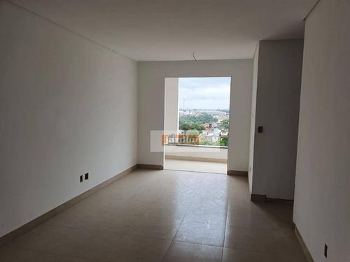 Apartamento Com 2 Dormitórios À Venda, 55 M² Por R$ 290.000,00 - Paulicéia - São Bernardo Do Campo/sp - Ap6898