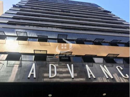 Imagem 1 de 14 de Sala Comercial, Venda, 60 M², Advanced Trade Center, Caminho Das Árvores, 2 Vagas! - Sl0053