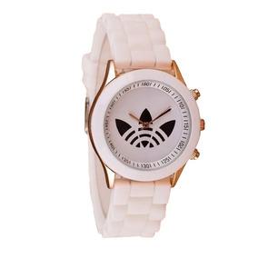 Relógio adidas Unissex Mp720 Branco Com Caixa