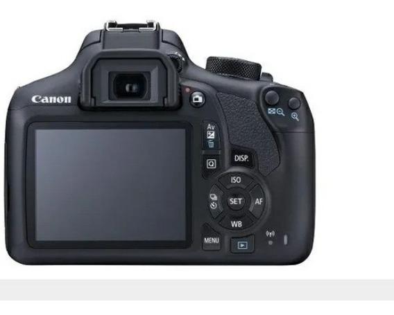 Câmera Profissional Canon T6 Semi Nova Com Flash Speedlight