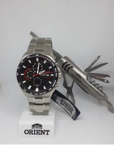 Kit Relógio Orient Mbssc196 + Frete Gratis