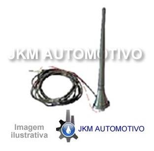 _antena Gol G-5 Linha Vw Ate 2009 Amplificada_mp + Nf + Me