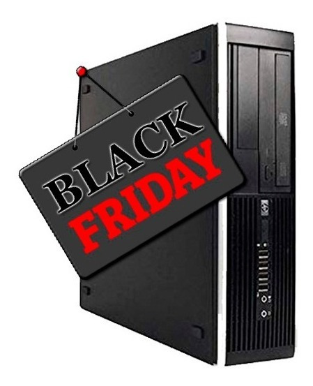 Pc Hp 8300 Sff I7 3º 8gb Hd 500gb - Vitrine Black Friday