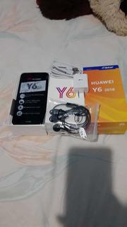 Celular Huawey Y6
