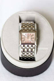 Relógio Citizen Eco Drive Ew1140-52x *cristal Swarovski*