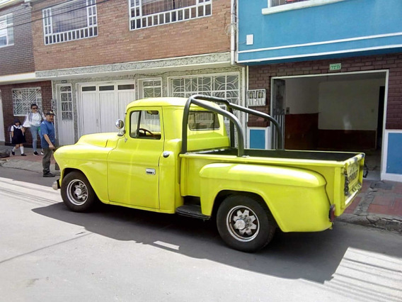 Chevrolet Apache 1956