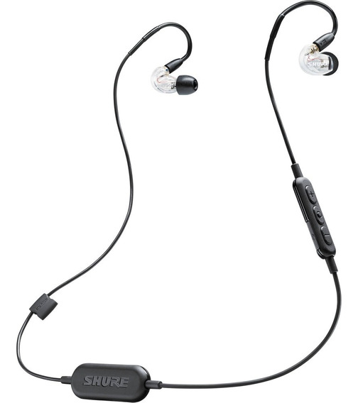 Shure Audífonos In-ear Bluetooth Se215cl-bt1